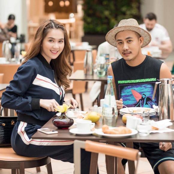 ngọc trinh, đỗ long, thảm đỏ LHP Cannes 2019, sao Việt tại LHP Cannes