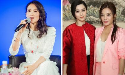 Chương Tử Di, Song Joong Ki, Song Hye Kyo
