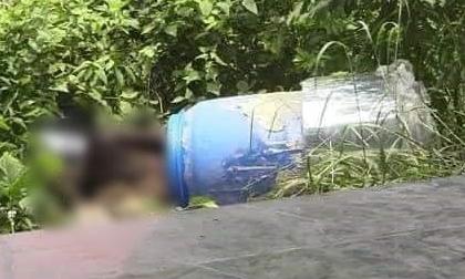 2 thi thể bị đổ bê tông ở bình dương, giết người đổ bê tông phi tang xác, tin pháp luật