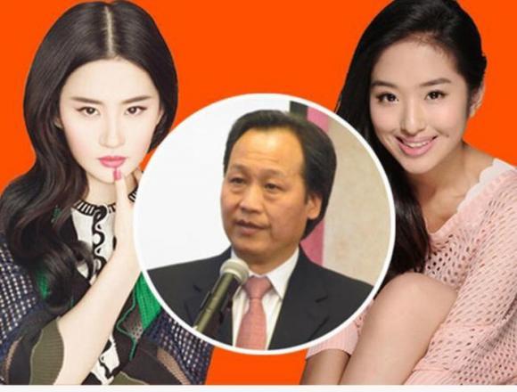 Lưu Diệc Phi,thần tiên tỷ tỷ,người tình của Trần Kim Phi,Lưu Diệc Phi scandal,Trần Kim Phi,sao Hoa ngữ
