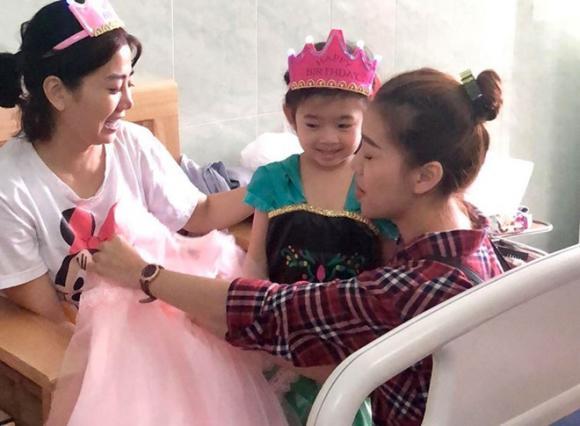 Mai Phương, con gái Mai Phương, sinh nhật con gái Mai Phương