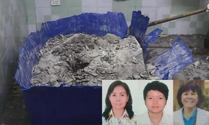 2 xác người bị đổ bê tông trong thùng ở Bình Dương, giết người, tin pháp luật