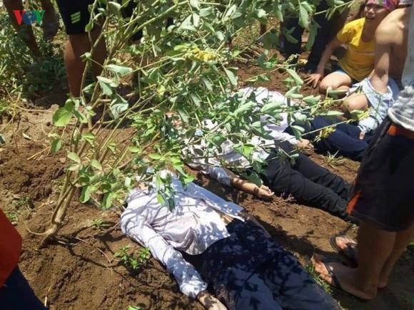 3 nữ sinh chết đuối, đuối nước, tin nóng