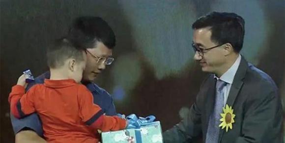 thiếu úy Đậu Thị Huyền Trâm, Bé gấu, Thiếu úy từ chối điều trị ung thư để cứu con