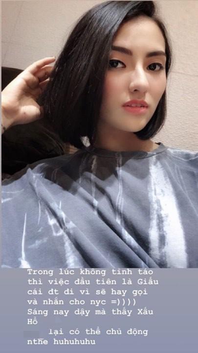 người mẫu Hồng Quế, bạn trai của Hồng Quế, sao Việt