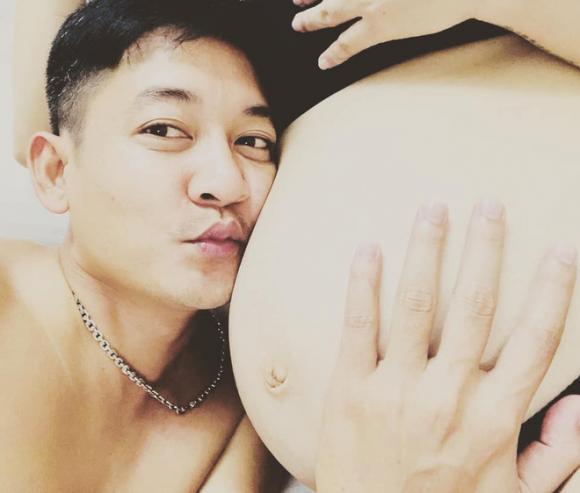ca sĩ Hải Bằng, diễn viên Thành đạt, Hải Bằng sinh con
