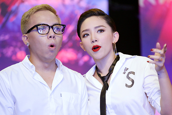 Tóc Tiên, bạn trai Tóc Tiên, Tóc Tiên và Hoàng Touliver, sao việt