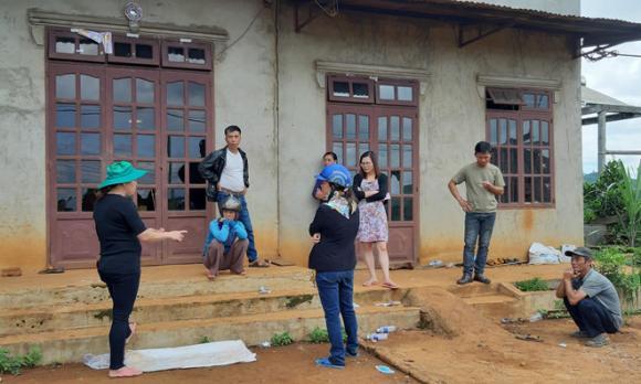 vụ chôn xác phi tang 3 bà cháu, vụ sát hại 3 bà cháu ở Lâm Đồng, giết người