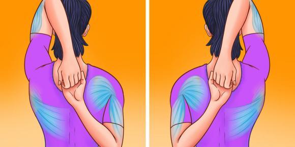 6 bài tập đơn giản giúp thổi bay cơn đau cổ, vai, gáy dành cho dân văn phòng