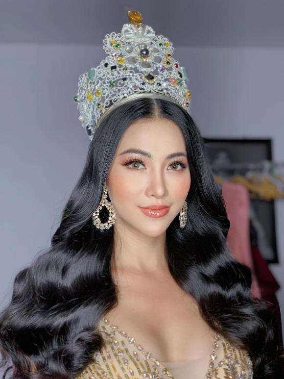hoa hậu Trái đất 2018 Phương Khánh, Hoa hậu Phương Khánh, sao Việt