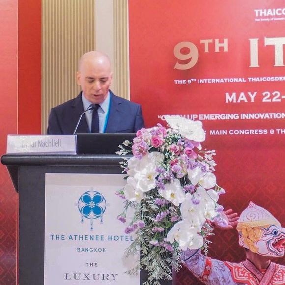 BB Thanh Mai, Trẻ hóa da, Hội nghị Y khoa quốc tế