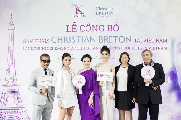 Christian Breton, Trẻ hóa da, Hạnh Kimmy