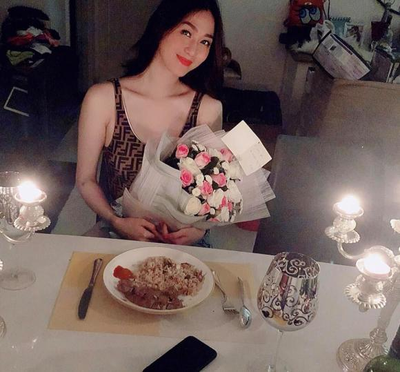 diễn viên Khánh My, diễn viên Tiến Vũ, sao Việt