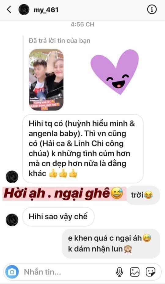 Lâm Vinh Hải,Linh Chi,Huỳnh Hiểu Minh,Angelababy