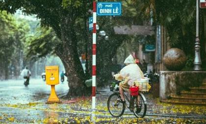 Dự báo thời tiết, Thời tiết miền bắc, Hà Nội nắng nóng