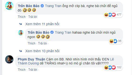 MC Trấn Thành, BB Trần, Ngô Kiến Huy, Jun Phạm, Trang Trần, sao Việt