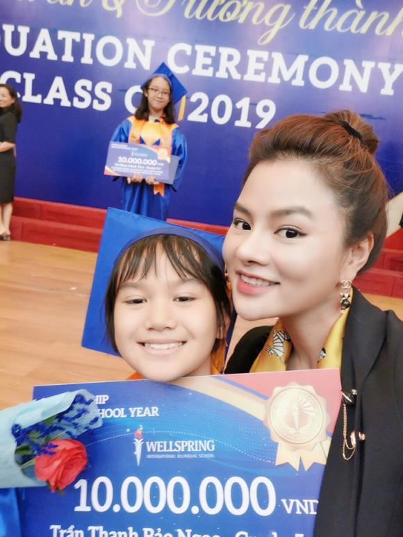Vũ Thu Phương, con gái  Vũ Thu Phương, sao Việt