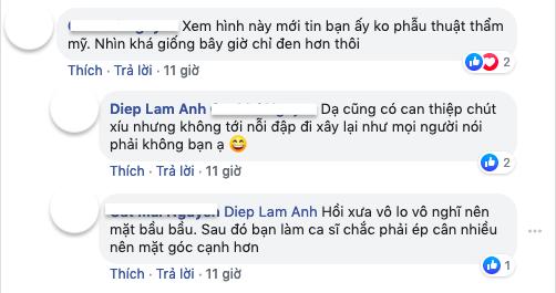 nữ diễn viên diệp lâm anh, sao Việt