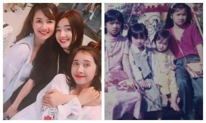 Nhã Phương,Trường Giang,Nhã Phương sinh con gái,sao Việt