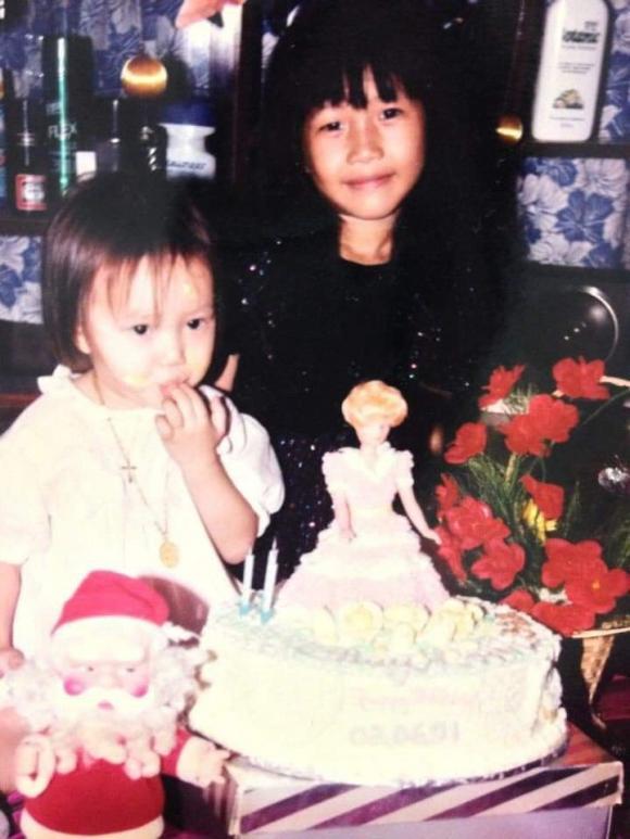 Bảo Thy, sinh nhật Bảo Thy, ảnh hồi bé Bảo Thy, Bảo Thy 31 tuổi