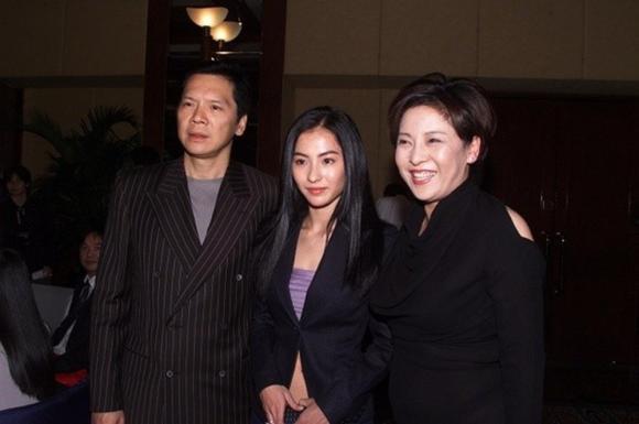 Trương Bá Chi,Tạ Đình Phong,vợ ông trùm Hong Kong