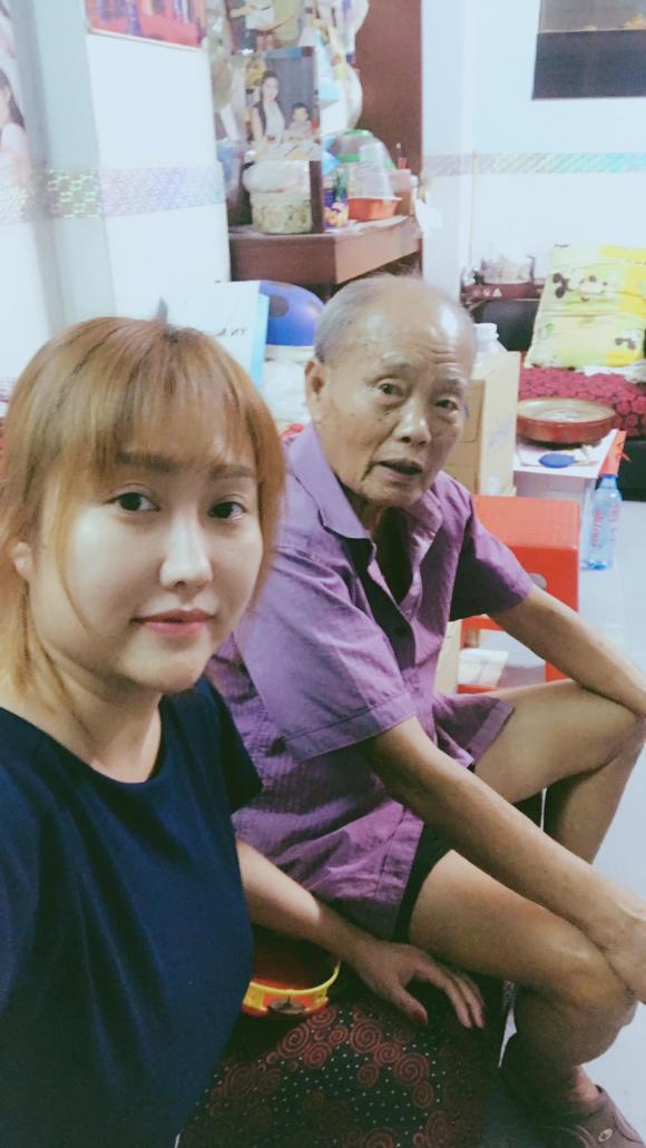diễn viên phi thanh vân, bố phi thanh vân, sao Việt