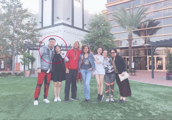 Hương Tràm, Hương Tràm ở Mỹ, Anh Khang, gia đình Anh Khang