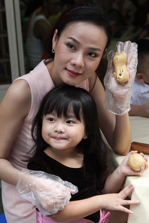 Dương Yến Ngọc, con gái Dương Yến Ngọc, sao Việt