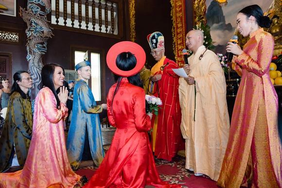 Doanh nhân Chu Thị Hồng Anh, Jade Bảo Dung Chu, Đám cưới con gái doanh nhân Hồng Anh