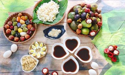Tết Đoan Ngọ, 5-5 âm lịch, Món ăn tết đoan ngọ