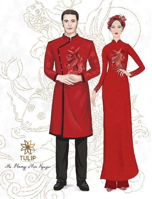 Phương Mai,MC Phương Mai lấy chồng Tây,đám cưới Phương Mai,sao Việt