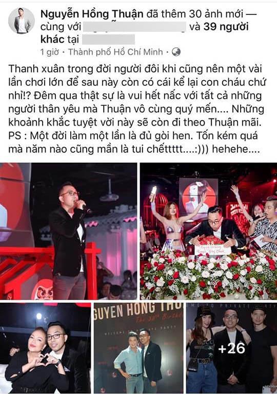 Nhạc sĩ Nguyễn Hồng Thuận, sao Việt