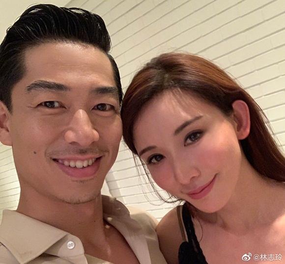 Lâm Chí Linh, Lâm Chí Linh kết hôn, sao Hoa ngữ