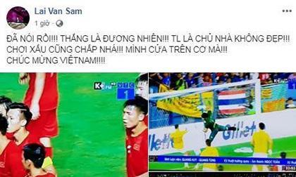 MC Lại Văn Sâm, Mạc Văn Khoa, sao Việt