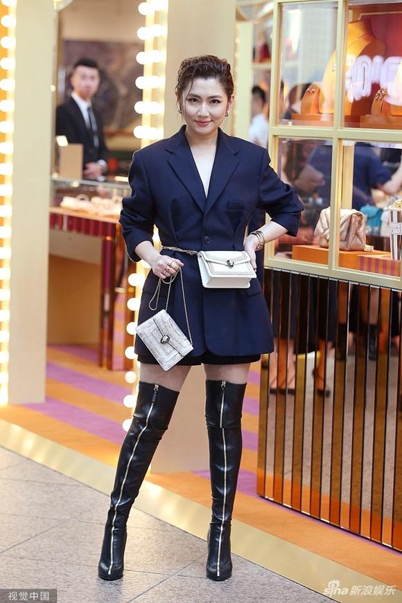 Selina, Selina đi dự sự kiện, ngôi sao Đài Loan