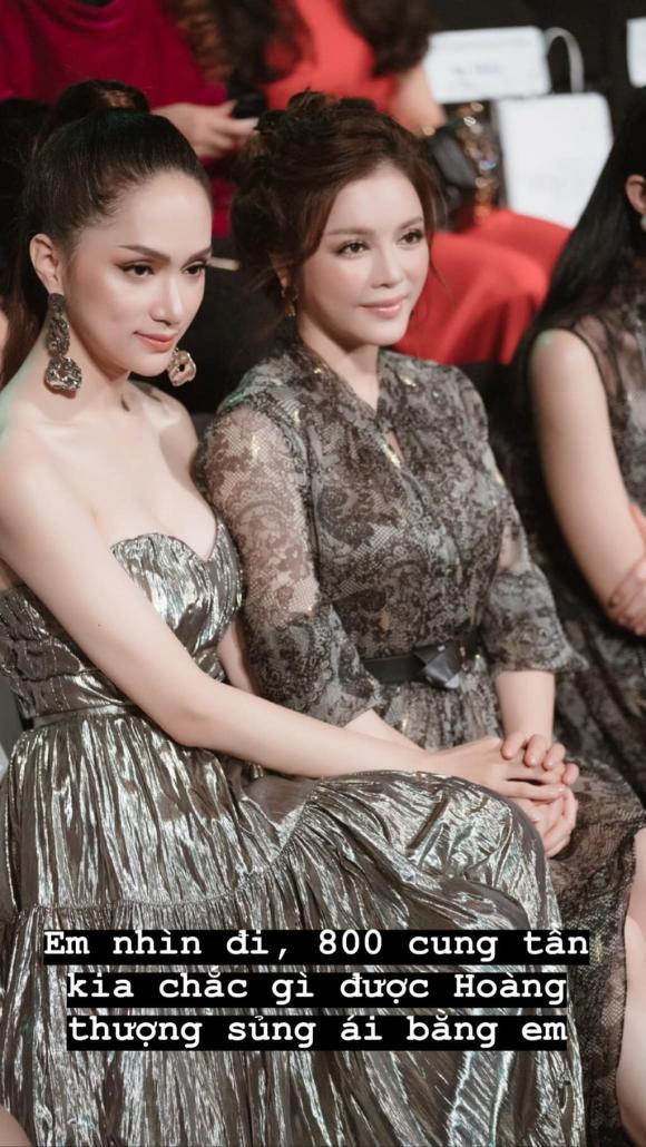 Lý Nhã Kỳ, hoa hậu Hương Giang, sao Việt