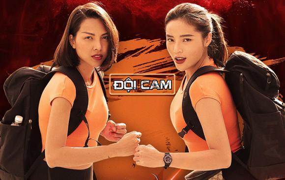 hoa hậu Kỳ Duyên, hoa hậu Việt Nam Kỳ Duyên, sao Việt, cuộc đua kì thú