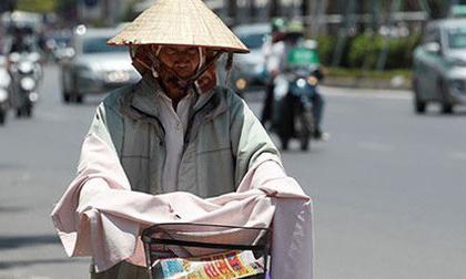 Dự báo thời tiết, Thời tiết Hà Nội, Hà Nội nắng nóng