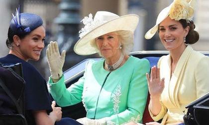 Hoàng gia Anh,Công nương Kate lên ngôi Hoàng hậu,Hoàng tử William,Nữ hoàng Anh