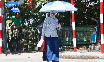 Dự báo thời tiết, Thời tiết hôm nay, miền bắc nắng nóng