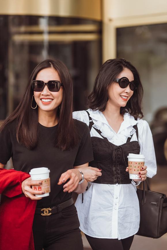 Hoa Hậu Dương Mỹ Linh, hoa hậu Hà Kiều Anh, sao Việt