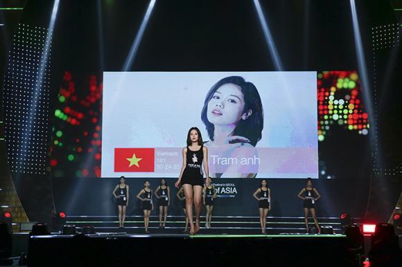 Người mẫu Trâm Anh, người mẫu Quỳnh Anh, người mẫu Tôn Tuấn Kiệt, sao Việt, The Face 2018
