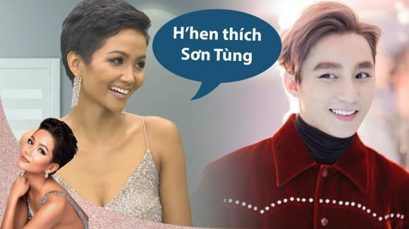 ca sĩ sơn tùng m-tp,ca si son tung,Ca sĩ Sơn Tùng MT-P, hoa hậu H'Hen Niê, sao Việt