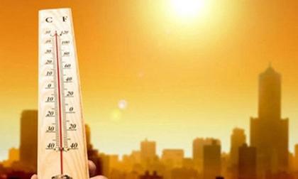 Miền bắc nắng nóng, Nắng nóng gay gắt, thời tiết miền bắc