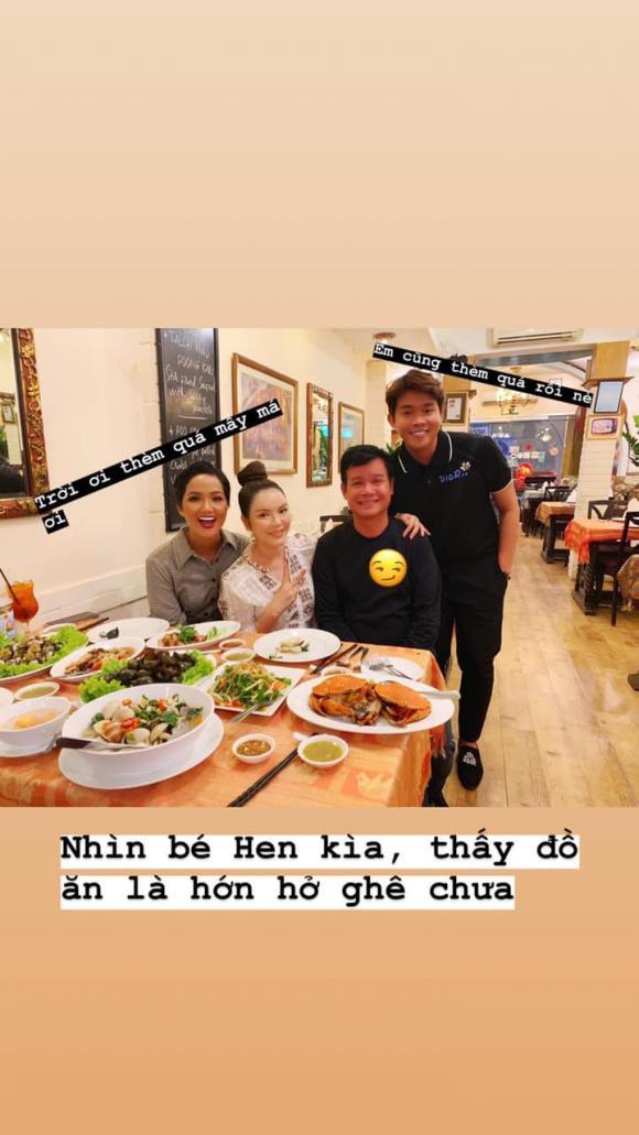 Diễn viên Lý Nhã Kỳ, hoa hậu H'Hen Niê, sao Việt