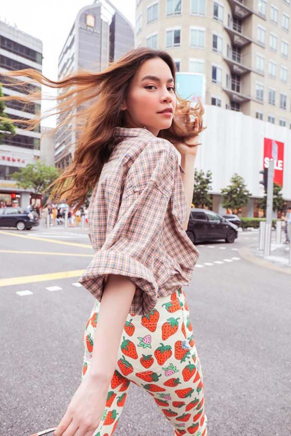 phong cách thời trang của Hồ Ngọc Hà,Hồ Ngọc Hà,sao Việt