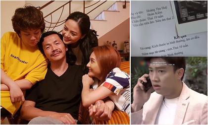 diễn viên Thu Quỳnh, phim Về nhà đi con, sao Việt, diễn viên Trọng Hùng, NSƯT Trung Anh