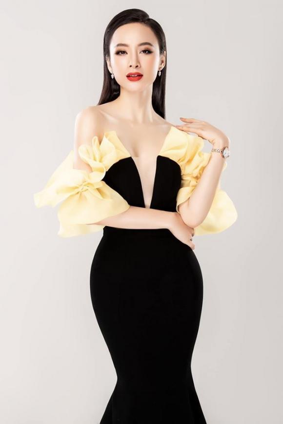 sao việt đụng hàng, chiếc váy hot nhất tuần, Angela Phương Trinh, Cẩm Ly, Hương Giang