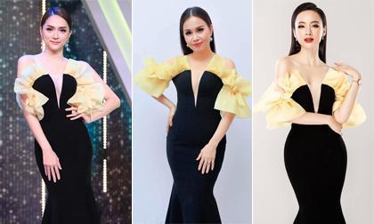 Hương Giang, Phạm Quỳnh Anh, Dương Khắc Linh, sao Việt