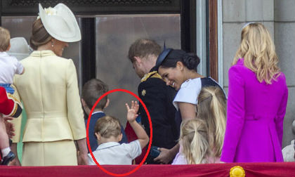 Cung điện Buckingham,Hoàng gia Anh,Meghan Markle